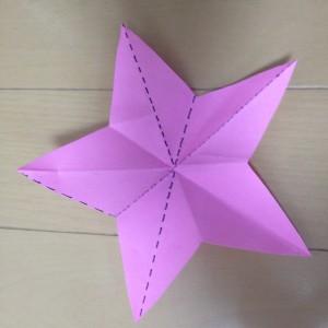 七夕飾り 星