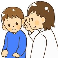 子供,耳掃除