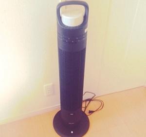 タワー型扇風機