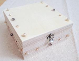 手作り木箱