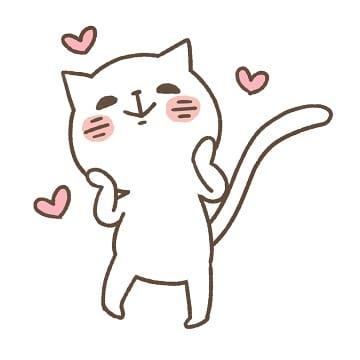 喜ぶ猫-min