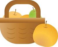 梨の栄養は?