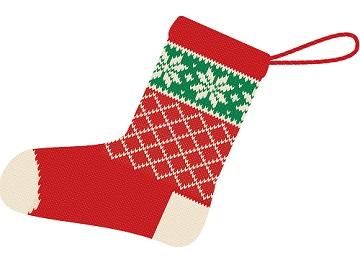 クリスマス,靴下