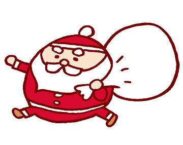 サンタクロース,プレゼント