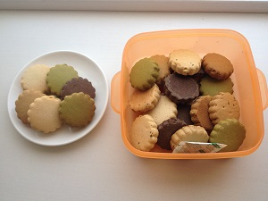 ダイエット食品,クッキー,おから