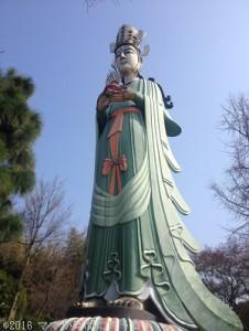 耕三寺,仏像