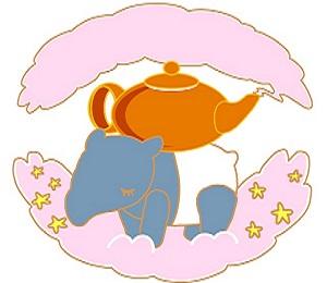 バク,夢,食べる