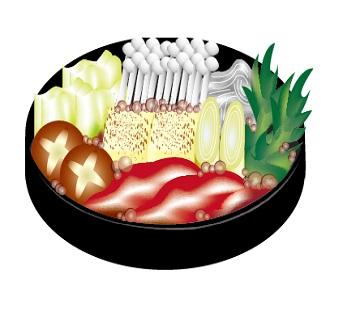 えのき,鍋料理