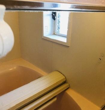 お風呂の鏡の水垢落とし,ウロコ汚れ-min