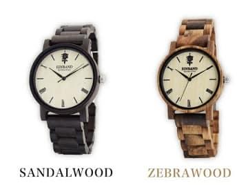 木製腕時計,AINBAND,sandalwood