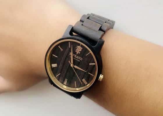 木製腕時計,EINBAND,口コミ