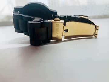 木製腕時計,EINBAND,REISE,バックル