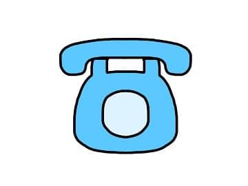 固定電話の着信が怖い