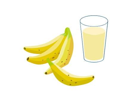 スムージー,バナナ