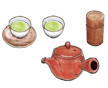 茶柱の立て方
