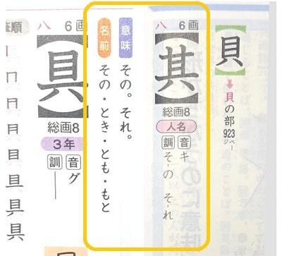 それぞれ,其,漢字のなりたちと意味